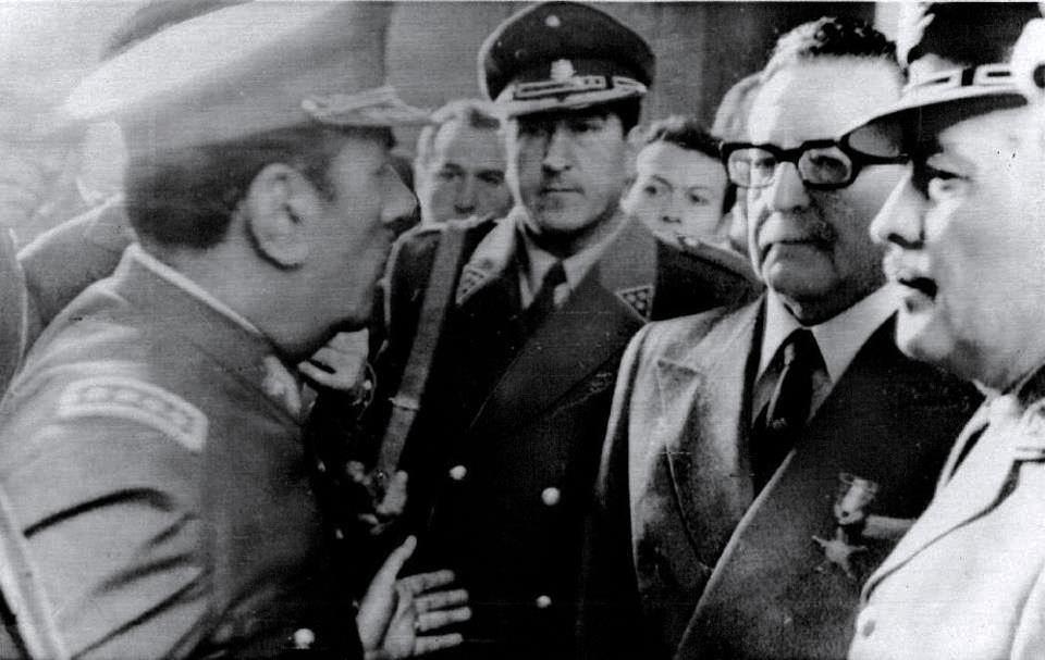 Allende el día del Tanquetazo